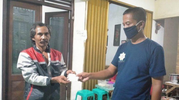 Viral karena Bagi Masker Gratis, Penjual Bakmi di Klaten Ini Akui Hasil Jualannya Sempat Menurun