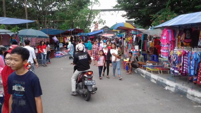 Setelah Renovasi Stadion Manahan Solo Selesai, PKL Sunday Market Tak Boleh Lagi di Manahan