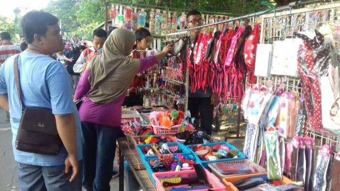 Sunday Market Manahan Solo Dibuka Lagi, Pemkot Surakarta Tetap Teruskan Rencana Relokasi
