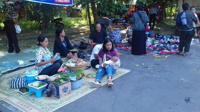 Ini Pilihan PKL Sunday Market Jika Stadion Manahan Solo Direnovasi