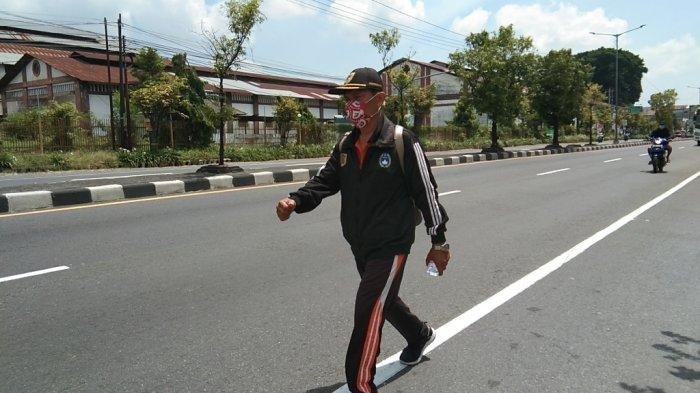 Guru SMPN 1 Trucuk Jalan Kaki 37 Kilometer dari Klaten ke Jogja, Sebut Tunaikan Nazar Lulus Tes PPPK
