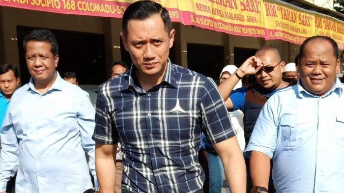 Heboh Kudeta, Kader di Solo Kirim Surat Pernyataan Kesetiaaan Hanya Kepada Ketua Umum Demokrat AHY