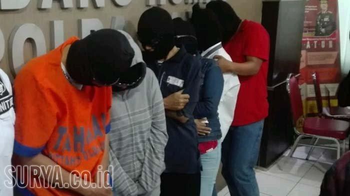 Begini Pengakuan Pasutri Pelaku Pesta Seks Swinger di Surabaya Usai Digrebek Polisi