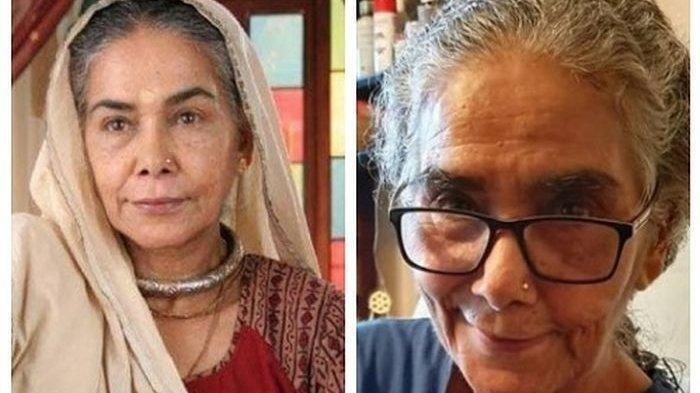 Ingat Serial India Anandhi? Pemeran Nenek Kalyani Meninggal Dunia, Sempat Nelangsa di Masa Tuanya