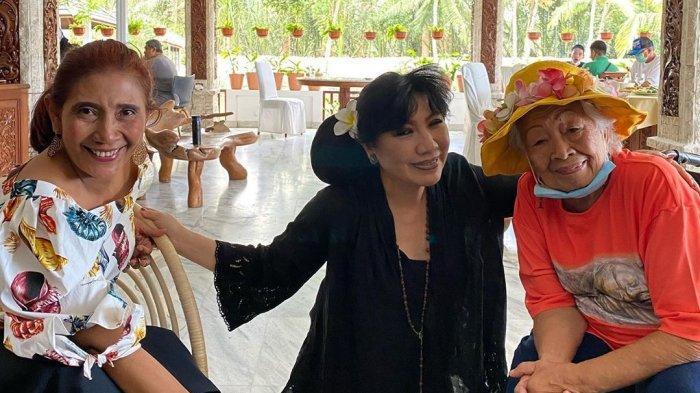 Seminggu di Rumah Susi Pudjiastuti, Anne Avantie Ungkap Sikap Nadine Kaisar Putri Sulung Susi