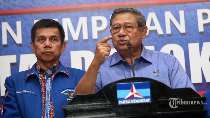 Dalam Waktu Dekat Demokrat Bakal Tentukan Sikap Politik, Apakah Dukung Jokowi atau Tidak