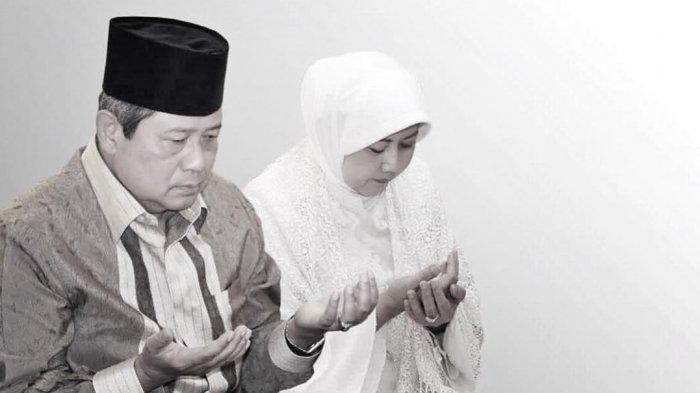 Curhat SBY: Ini Lebaran Pertama Saya tanpa Ibu Ani Yudhoyono, Sedih Sekali Rasanya