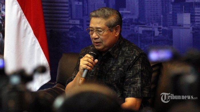 Eyang Habibah Ibunda SBY Dirawat di Rumah Sakit, SBY Terus Memonitor