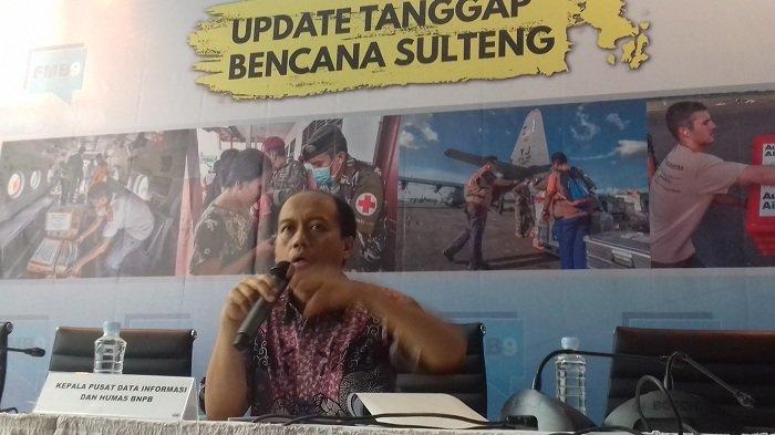 Total Kerugian Bencana di Sulteng untuk Sementara Ini Mencapai Rp 15,29 Triliun