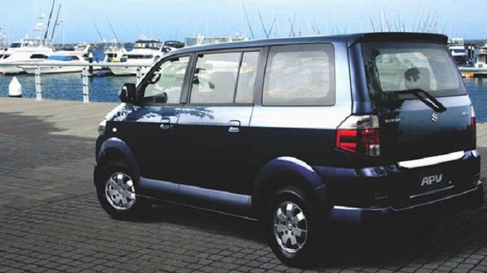 Daftar Harga Mobil MPV Bekas di Bawah Rp 100 Juta di Balai Lelang: Suzuki APV Mulai Rp 50 Juta
