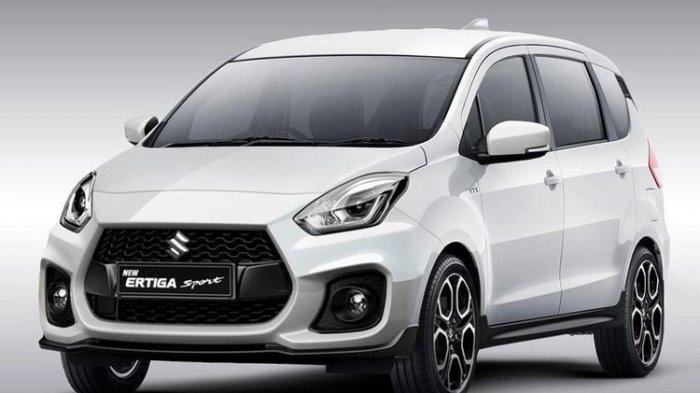 Suzuki Ertiga Generasi Terbaru Bakal Segera Diluncurkan di Indonesia?