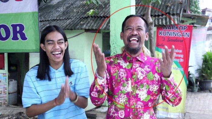 Berkat Sinetron Tukang Ojek Pengkolan, Sapri Kini Punya Rumah Bagus dan Mobil Sendiri, Dulu Pengamen