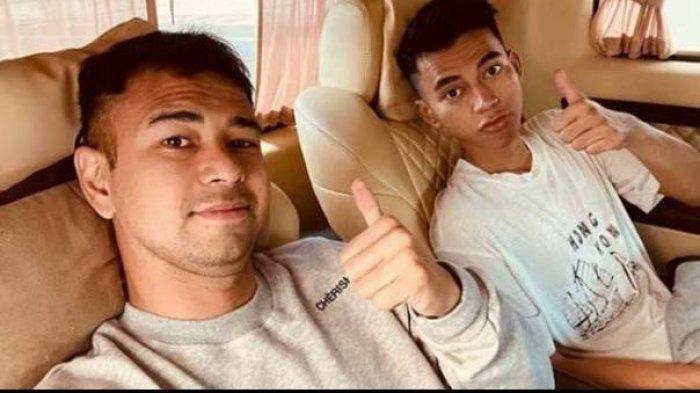Menghilang dari Andara, Dimas Diduga Terpapar Covid-19, Momen Video Call dengan Raffi Ahmad Disorot