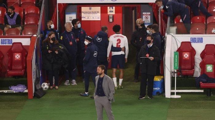Alami Cedera Paha, Trent Alexander-Arnold Batal Bela Timnas Inggris di Euro 2020?