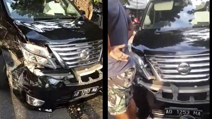 Penjelasan Polisi soal Video 3 Mobil Ringsek di Jalan Kayuapak Sukoharjo, Dipicu Innova Gagal Nyalip