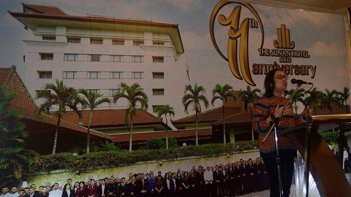 Ulang Tahun ke-11, The Sunan Hotel SoloBangun Spirit Tagline 'Solo Ya Sunan'