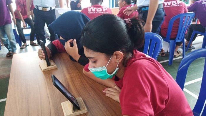 Selain Lockdown Kunjungan, Rutan Klas 1A Surakarta Juga Lockdown Tahanan Baru