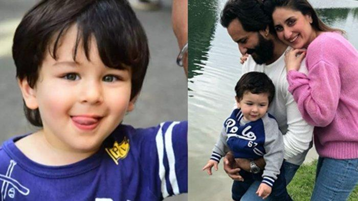 Taimur Ali Khan putra Kareena dan Saif