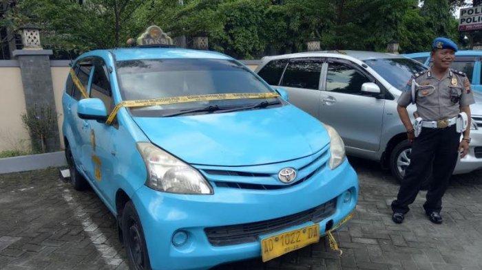 Dua Pelaku Perampokan Disertai Penganiayaan Sopir Taksi Diringkus Polres Sukoharjo di Tempat Berbeda