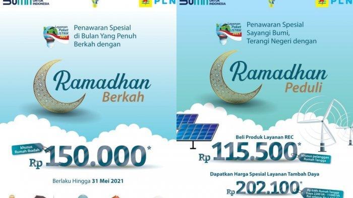Semarak Ramadan dan Idul Fitri, Lebih Dari 20 Ribu Pelanggan Manfaatkan Promo Tambah Daya PLN