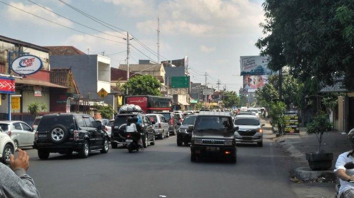 Arus Balik Lebaran 2018, Volume Kendaraan di Gerbang Tol Ngemplak Boyolali Meningkat