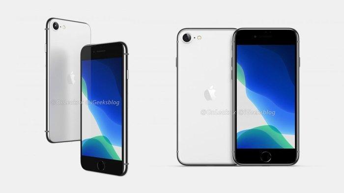 Harga HP iPhone SE2 yang Akan Rilis pada Maret 2020 Mendatang dan Ini Spesifikasinya