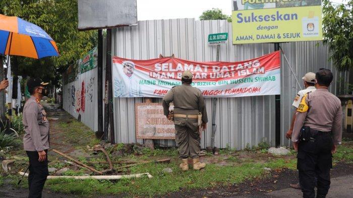 PA 212 Jateng Sindir Pencopotan Baliho Habib Rizieq di Solo dan Jakarta Secara Bersamaan