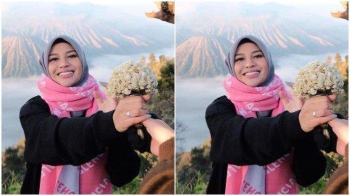 Klarifikasi Atta Soal Seikat Bunga Edelweiss yang Diberikan ke Aurel, Sebut Hanya Bantu Pedagang