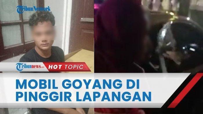 Nasib YouTuber Kondang Aceh yang Tepergok Mesum di Mobil, Jadi Tersangka & Terancam Dicambuk 45 Kali