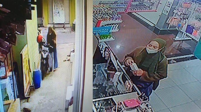 Kronologi Wanita Berhijab Mencuri di Toko Kosmetik Area UMS: Ambil 8 Barang, Hanya Bayar 3