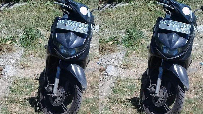 Viral di Boyolali, Motor Ditinggal di Pinggir Jalan Solo - Semarang: Pemilik Tak Diketahui