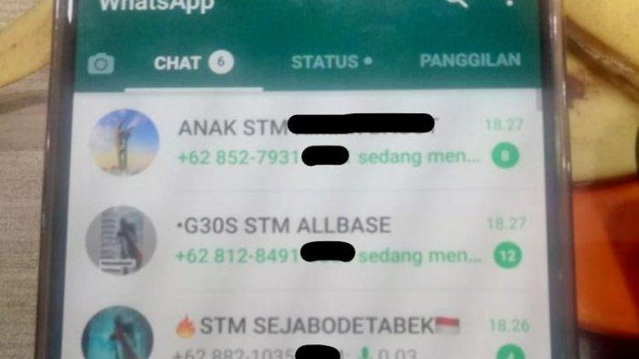 Oknum Polisi Terlibat di Grup WhatsApp Pelajar STM, Polri: Beberapa Sudah Ditetapkan Jadi Tersangka