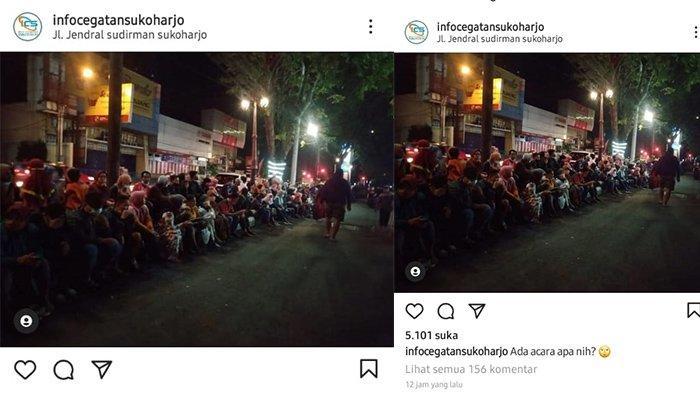 Viral Foto Antrean Warga Sukoharjo Membludak di BRI Semalam, Ternyata Begini Faktanya