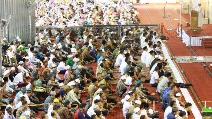 Apakah Boleh Salat Tarawih Berjamaah di Masjid saat Ramadhan 2021? Ini Jawaban Satgas Covid-19