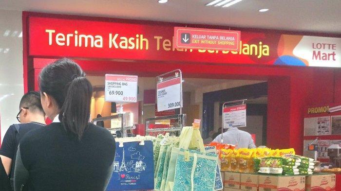 Penerapan Kantong Plastik Berbayar di Toko Ritel Solo Masih Kurang Optimal