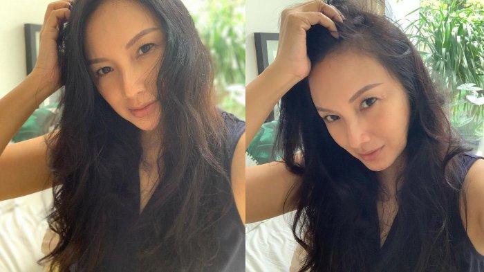 Cantik di Usia 45 Tahun, Tata Cahyani Mantan Istri Tommy Soeharto Sempat Insecure soal Penampilannya