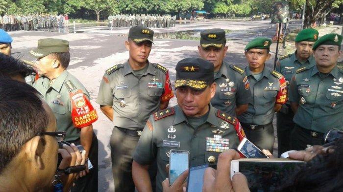 Ini Alasan Pangdam IV/Diponegoro Terjunkan Personel Wanita untuk Amankan Pernikahan Kahiyang
