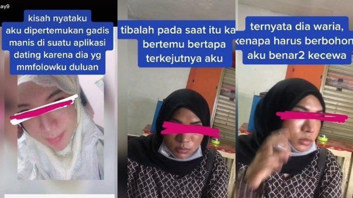 Kenal Lewat Medsos, Seorang Pria Dari Jakarta Tak Menduga Wanita yang Dia Kencani Adalah Laki-Laki