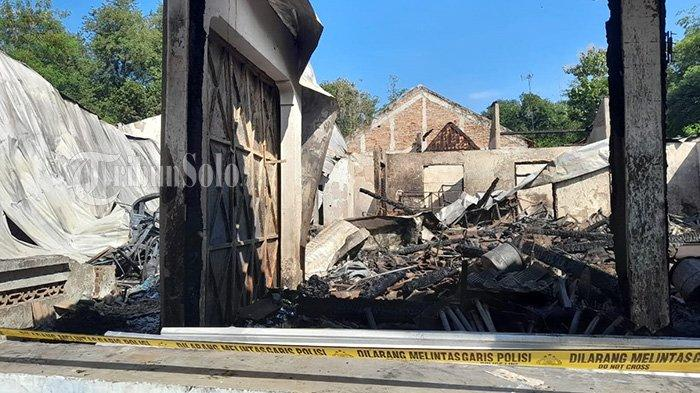 Kesaksian Pemilik Rumah Lihat Tokonya Ludes Terbakar di Sragen, Ibunda Histeris, Teriak Takbir