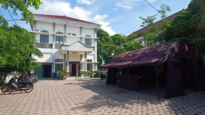 Jaga 10.609 Dosis Vaksin Covid-19 Sinovac, Personel Gabungan TNI Polri Dirikan Tenda, Siaga 24 Jam