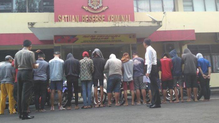 Jumlah Warga yang Diduga Melempar Batu ke Bonek di Solo Bertambah Jadi 17 Orang