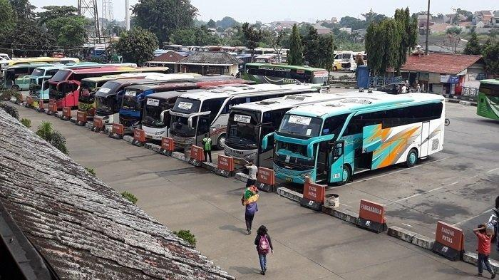Ada Aturan Larangan Mudik, Terminal Kampung Rambutan Tambah Unit Bus