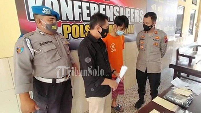 Bokek Habis Dipecat dari Sopir, Pria Colomadu Terima Tawaran Jadi Kurir Sabu-sabu Lewat DM Instagram