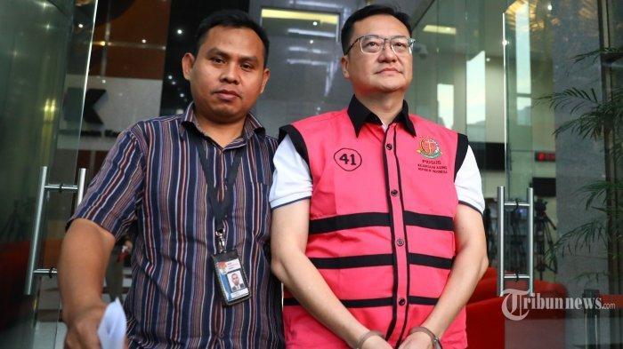 Benny Tjokro Divonis Penjara Seumur Hidup dan Denda Rp 6 Triliun dalam Kasus Jiwasraya