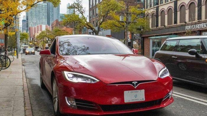 Semudah Ganti Ringtone di HP, Klakson Mobil Tesla Kini Bisa Diubah Jadi Suara Kambing hingga Kentut