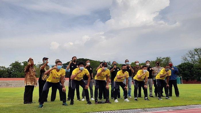 Bhayangkara Solo FC Latihan Perdana di Lapangan UNS Solo, Tapi Tergantung Hasil Swab Pemain dan Staf