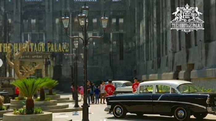 The Heritage Palace, Wahana Wisata Baru di Sukoharjo yang Cocok untuk Selfie, Dibuka Gratis Hari Ini