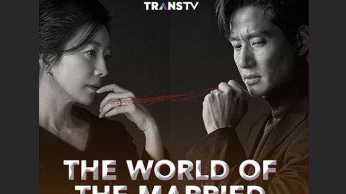 Rating The World of The Married yang Ditayangkan Trans TV, Mampu Bersaing dengan Sinetron Tanah Air?