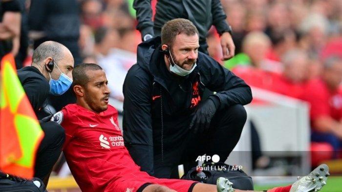 Thiago Alcantara Akan Absen di Dua Laga Beruntun, Liverpool Beri Penjelasan Kondisi Sang Pemain