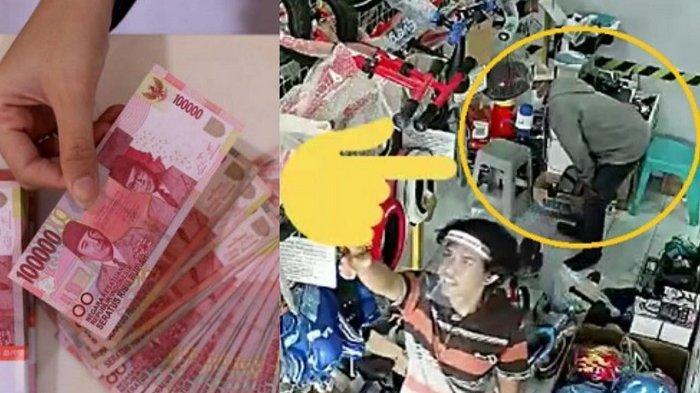Pesan Korban untuk Maling Tas di Toko Sepeda Jebres: Relakan Uang, Dokumen Mohon Dikembalikan